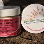 Natural Sunscreen